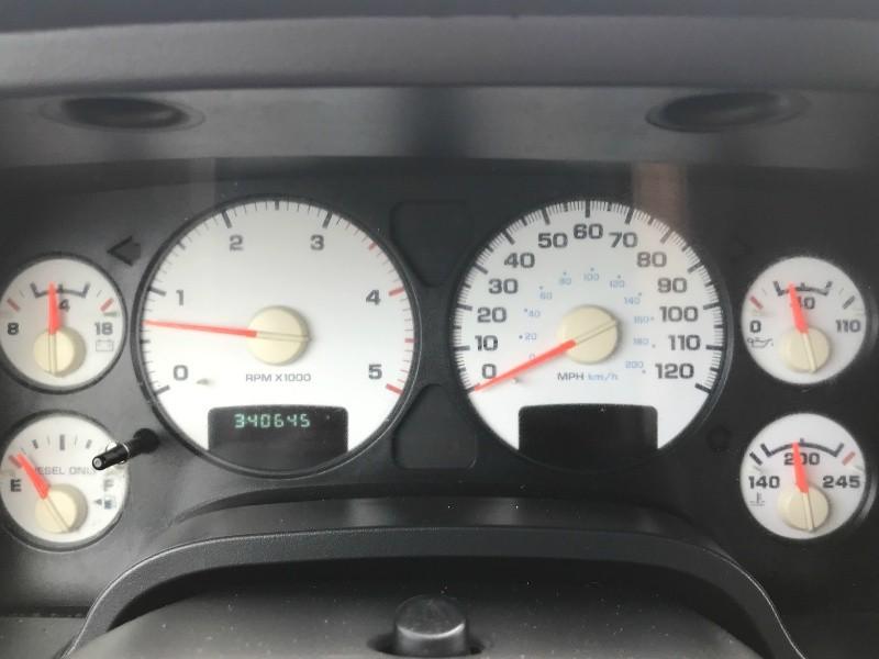 Dodge Ram 3500 2003 price $8,995
