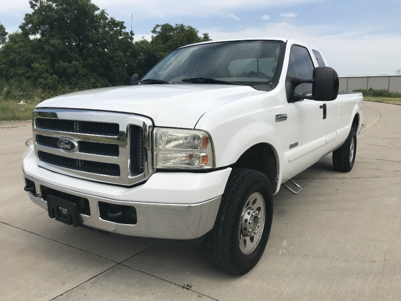 Ford Super Duty F-250 2007 price $10,995