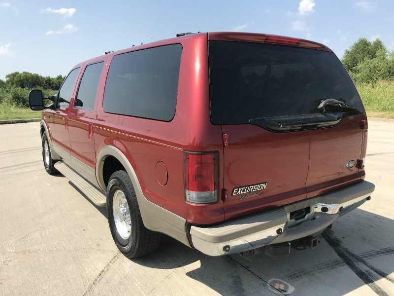Ford Excursion 2001 price $9,995