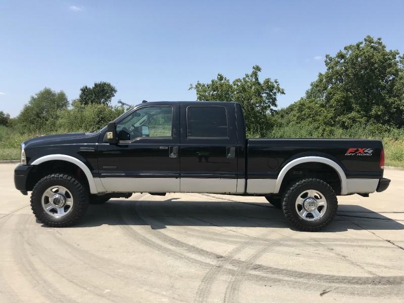 Ford Super Duty F-350 SRW 2005 price $13,995