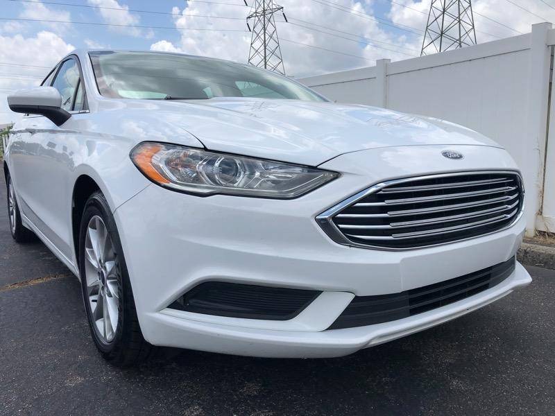 Kennys Auto Sales >> 2017 Ford Fusion Se