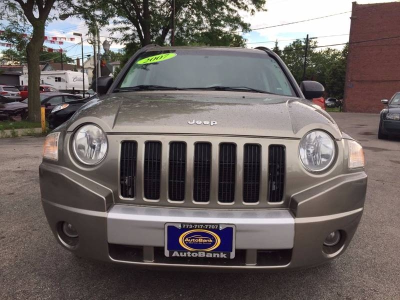 Jeep Compass 2007 price $1,000 Down