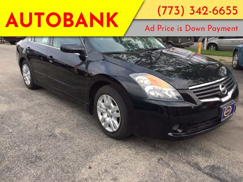 Nissan Altima 2009 price $1,000 Down