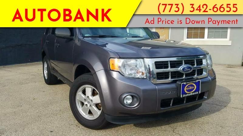 Ford Escape 2012 price $998 Down