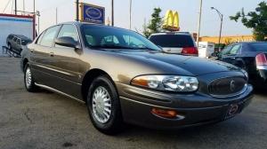 Buick LeSabre 2002