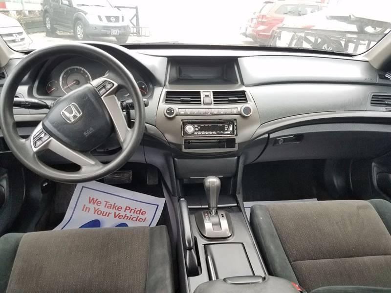 Honda Accord 2008 price $1,500 Down