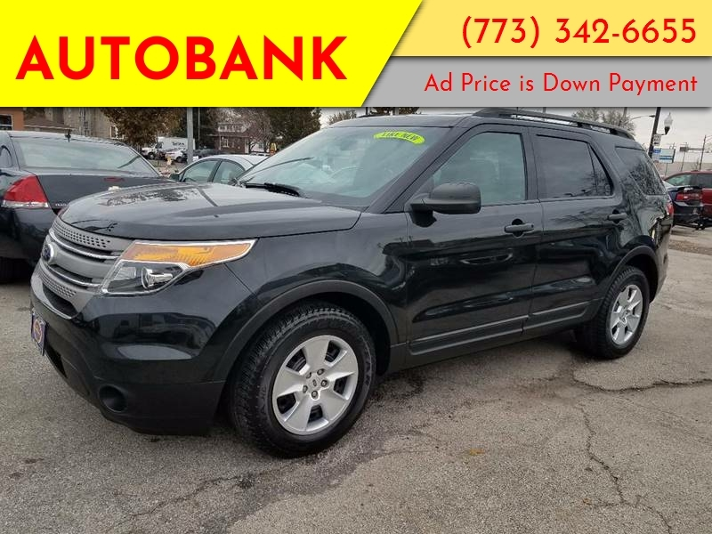 Ford Explorer 2014 price $2,000 Down