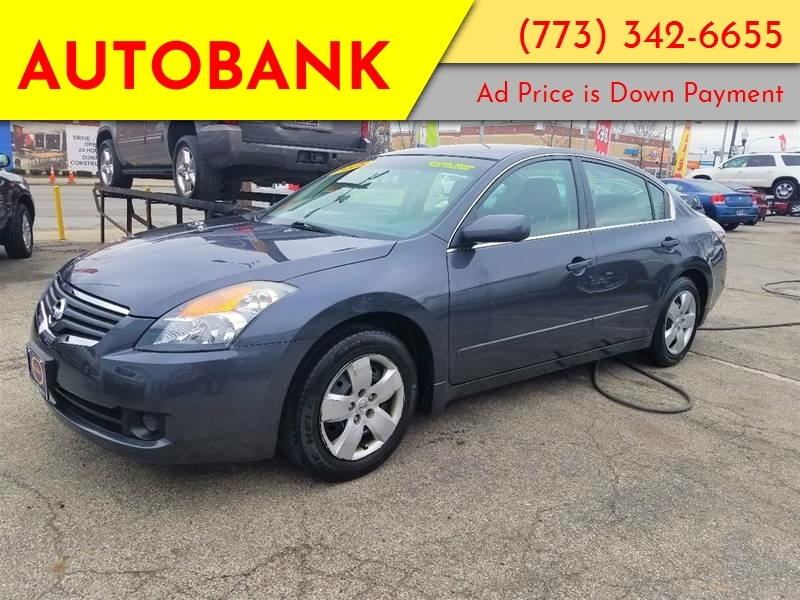 Nissan Altima 2008 price $1,000 Down