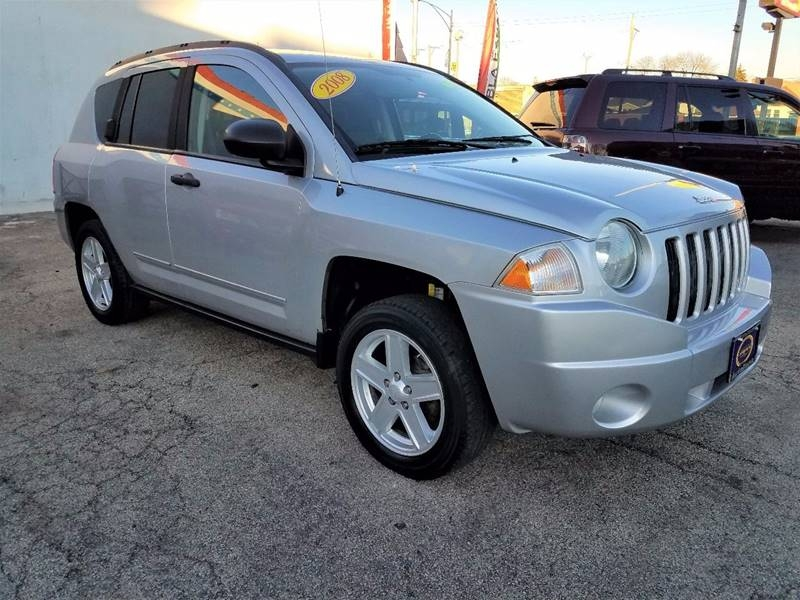 Jeep Compass 2008 price $1,000 Down