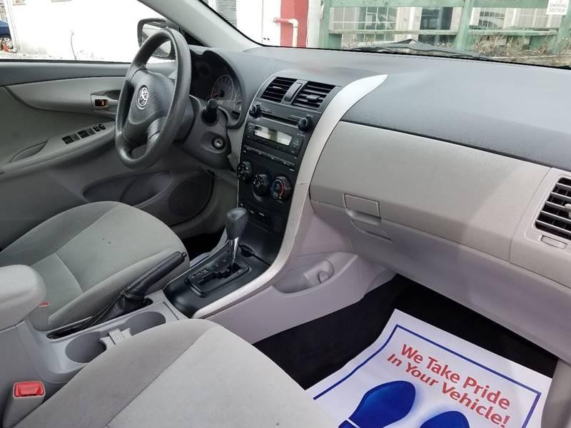 Toyota Corolla 2009 price $1,000 Down