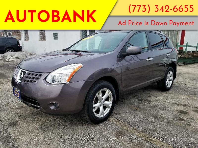 Nissan Rogue 2010 price $1,000 Down