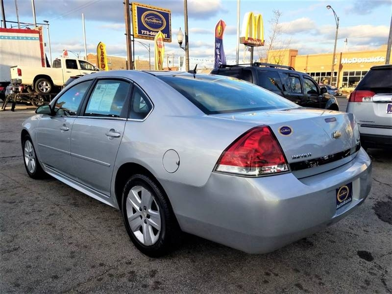 Chevrolet Impala 2011 price $1,000 Down