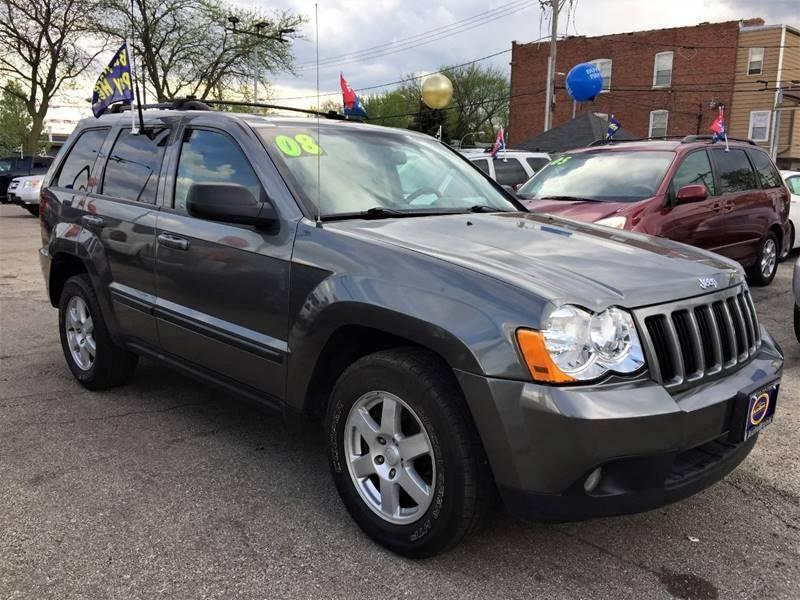 Jeep Grand Cherokee 2008 price $1,000 Down