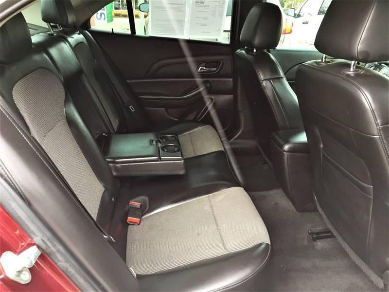 Chevrolet Malibu 2015 price $1,500 Down