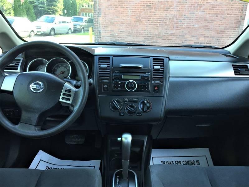 Nissan Versa 2009 price $1,000 Down