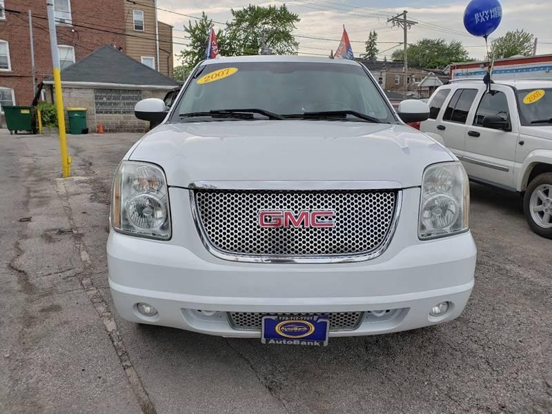 GMC Yukon XL 2007 price $1,400 Down