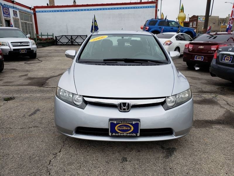 Honda Civic 2006 price $1,000 Down