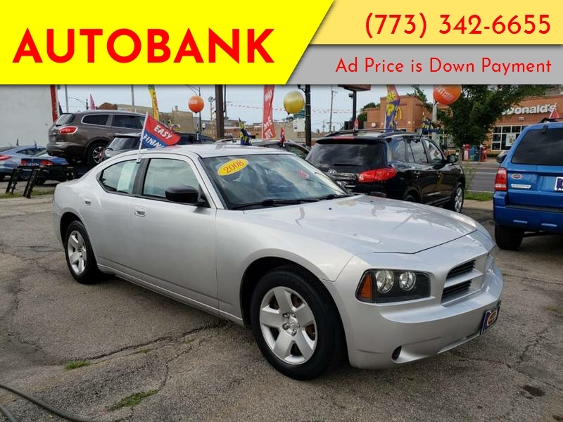 Dodge Charger 2008 price $1,000 Down