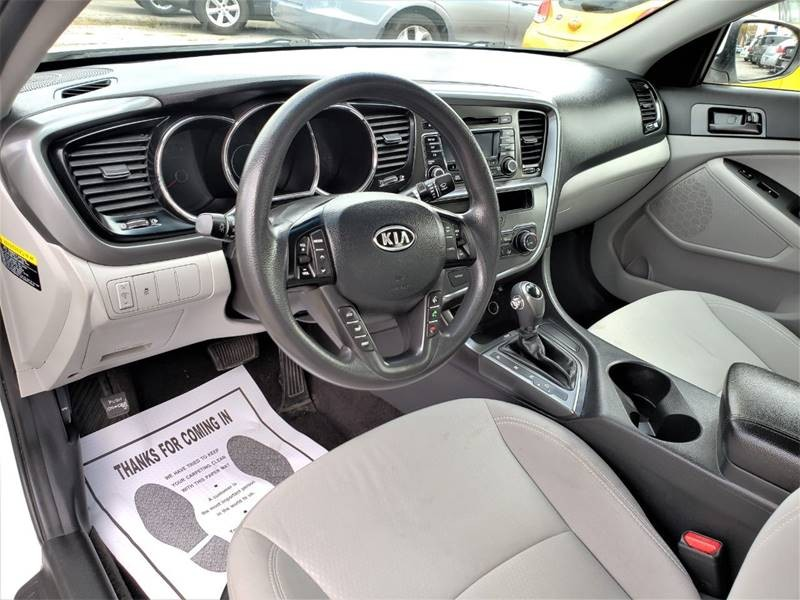 Kia Optima 2012 price $1,000 Down