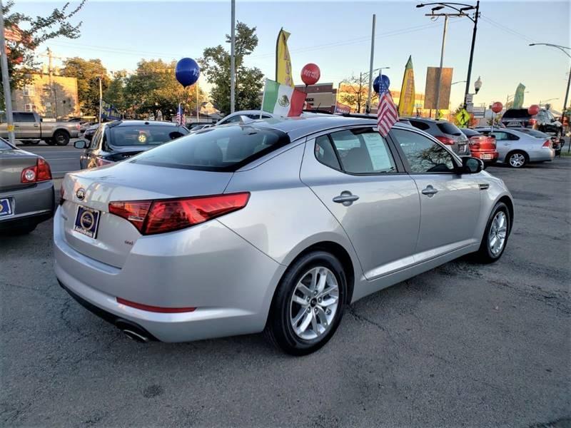 Kia Optima 2011 price $1,000 Down