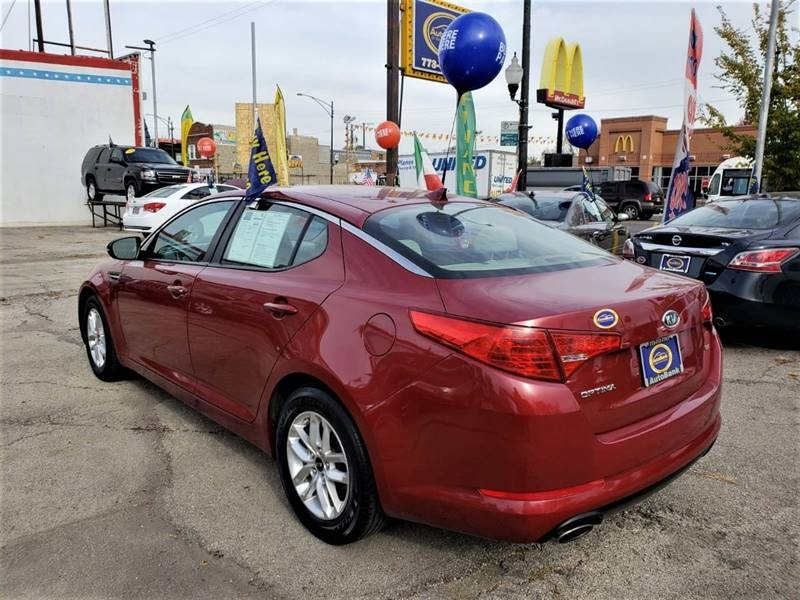 Kia Optima 2011 price $999 Down