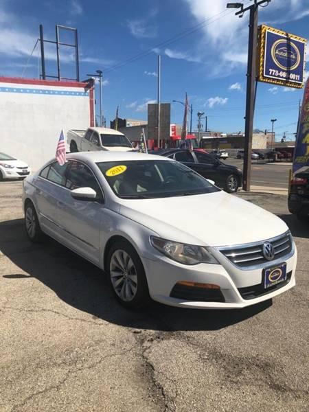 Volkswagen CC 2011 price $1,000