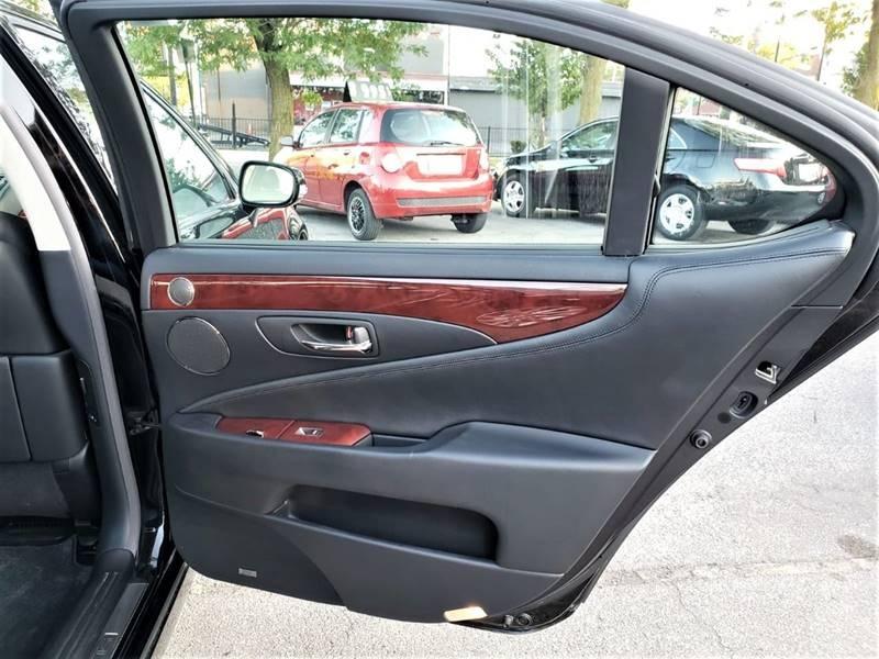 Lexus LS 460 2010 price $18,995