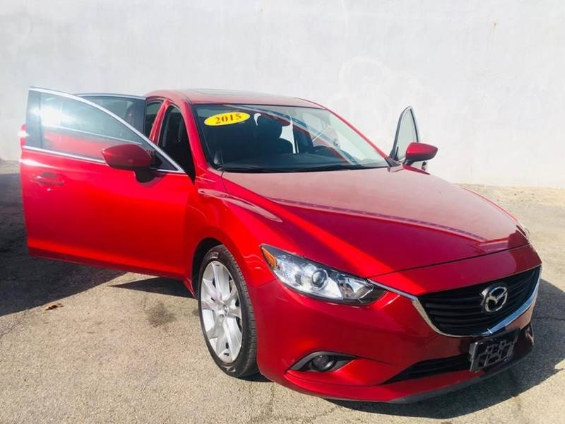 Mazda MAZDA6 2015 price Call for Pricing.