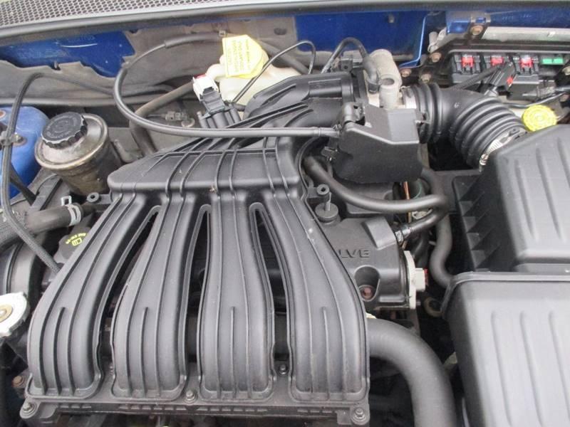 Chrysler PT Cruiser 2005 price Call for Pricing.