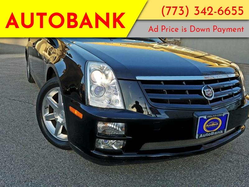 Cadillac STS 2006 price Call for Pricing.