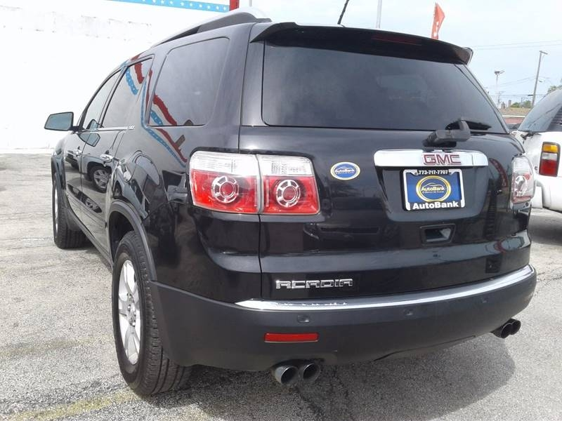 GMC Acadia 2008 price Call for Pricing.