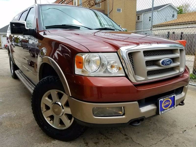 Ford F-150 2005 price $1,500