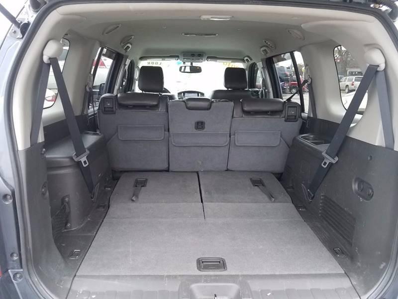 Nissan Pathfinder 2010 price $1,000