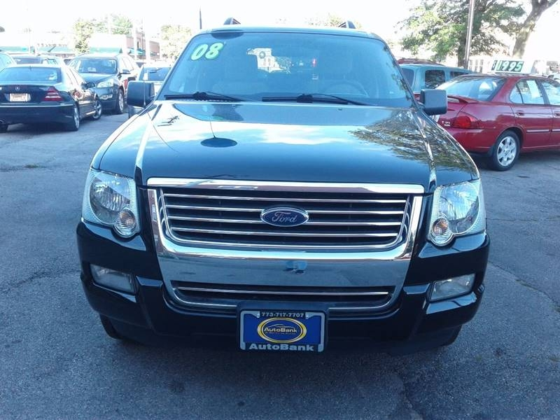 Ford Explorer 2008 price Call for Pricing.