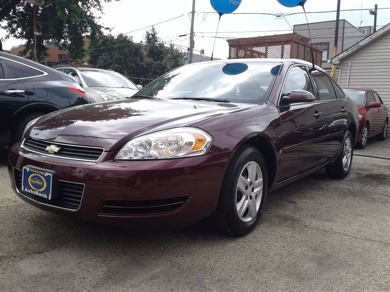Chevrolet Impala 2007 price Call for Pricing.