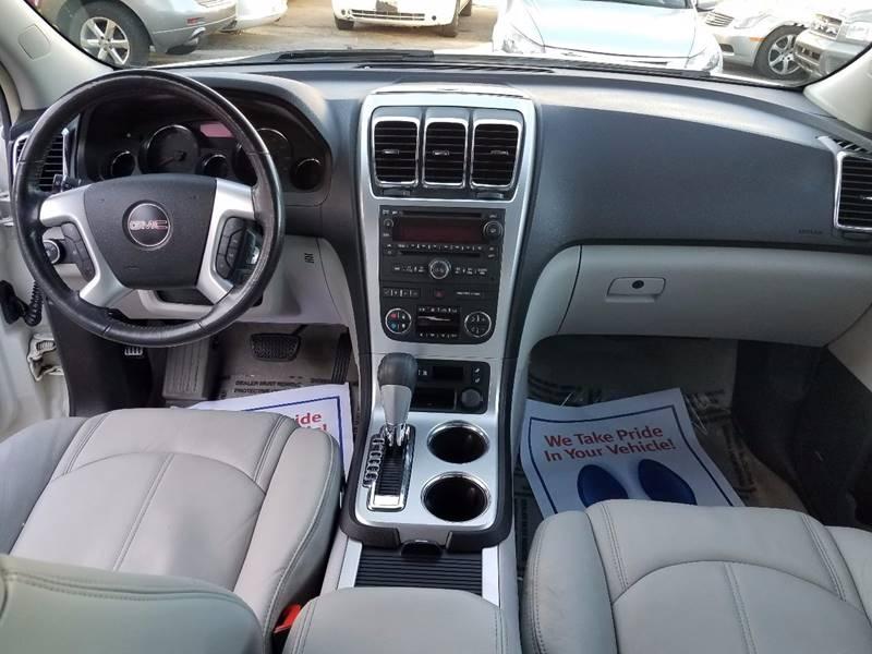 GMC Acadia 2008 price $1,500