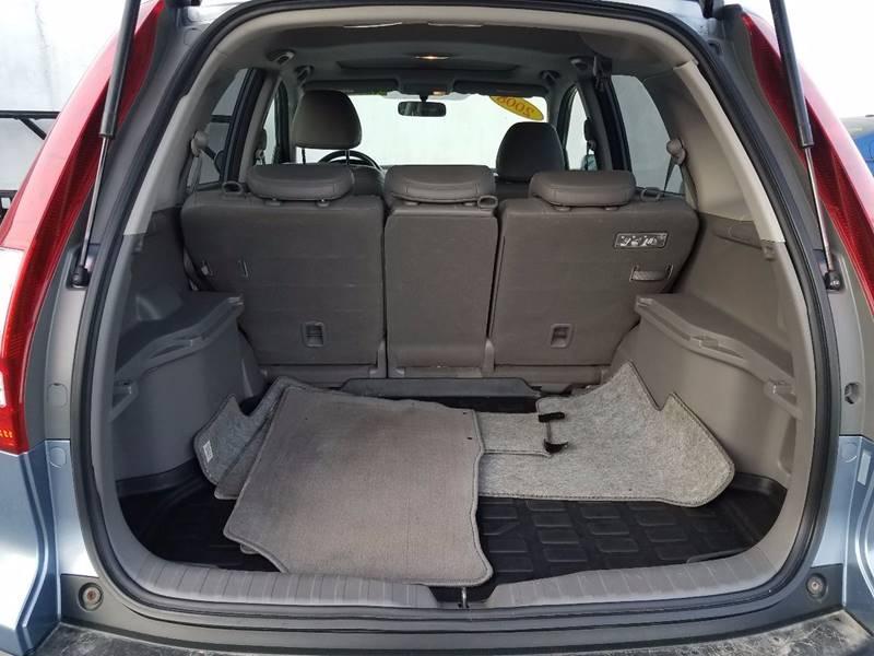Honda CR-V 2008 price $1,000