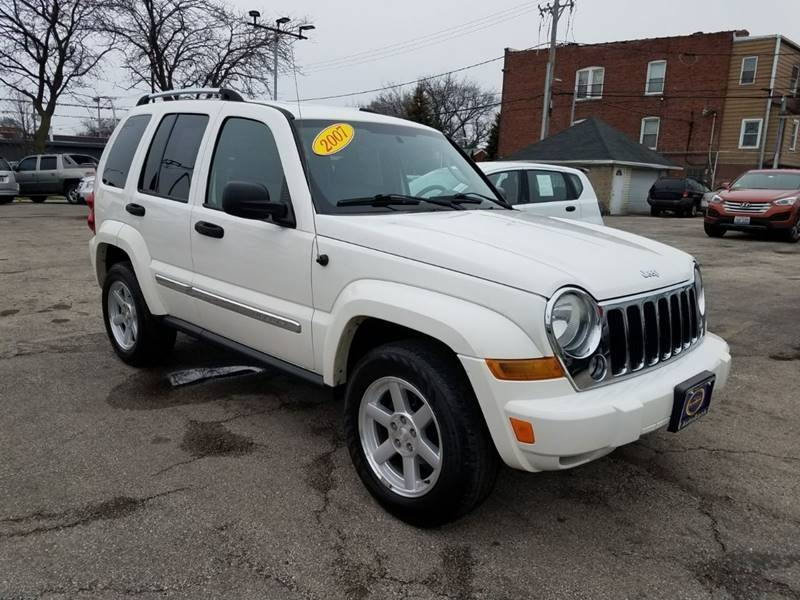 Jeep Liberty 2007 price $1,000