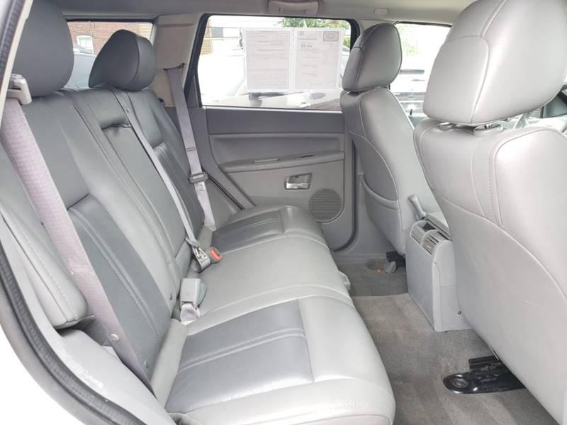 Jeep Grand Cherokee 2005 price $1,000