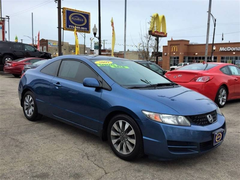 Honda Civic 2009 price $1,000