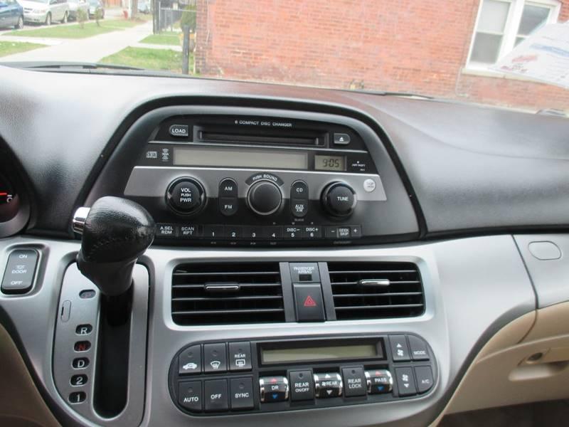 Honda Odyssey 2007 price $999 Down