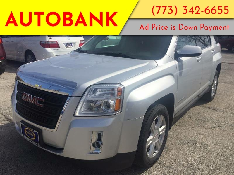 GMC Terrain 2014 price $1,500 Down
