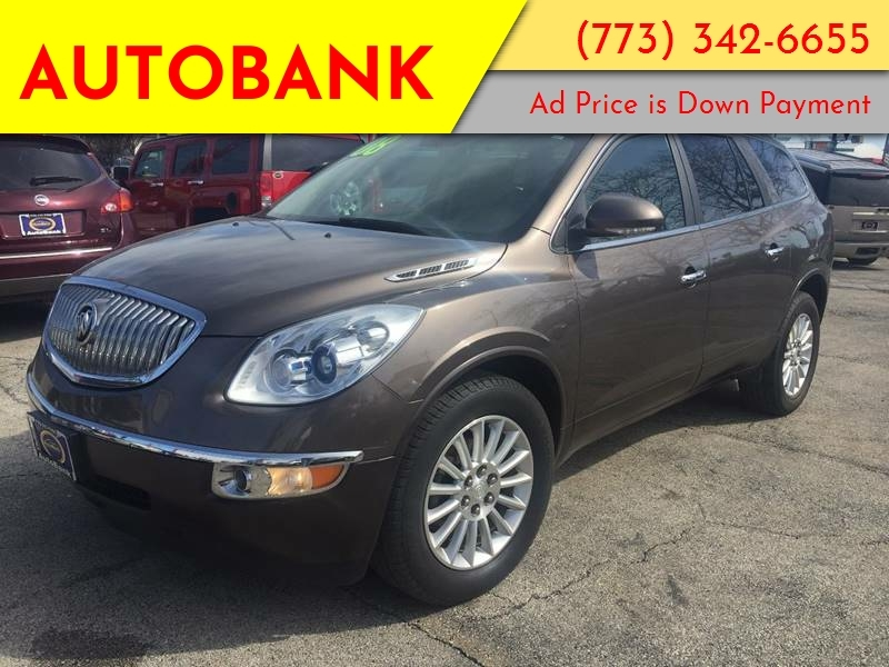 Buick Enclave 2011 price $1,500 Down
