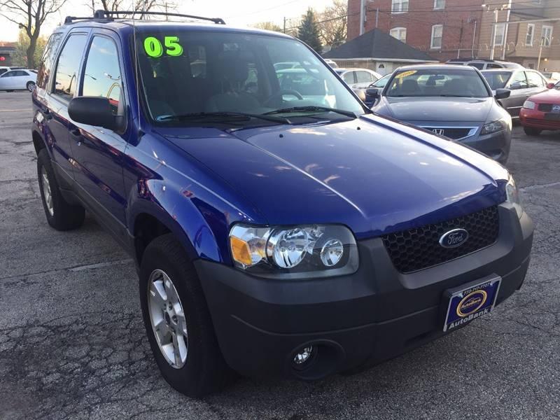 Ford Escape 2005 price $1,000 Down