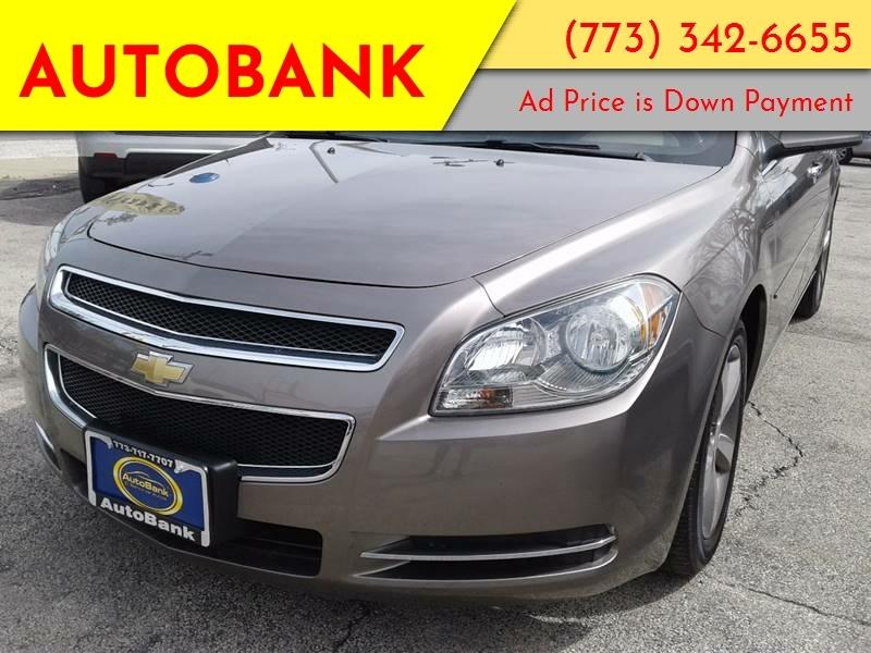 Chevrolet Malibu 2012 price $999 Down