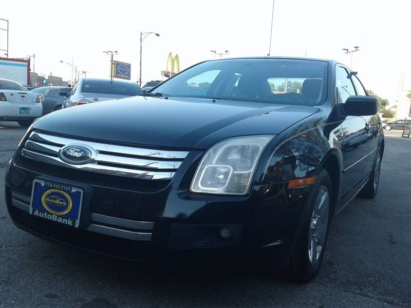 Ford Fusion 2008 price $1,000 Down