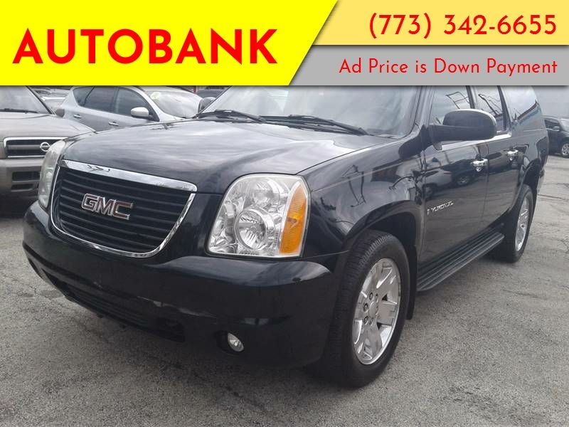GMC Yukon XL 2007 price $1,500 Down