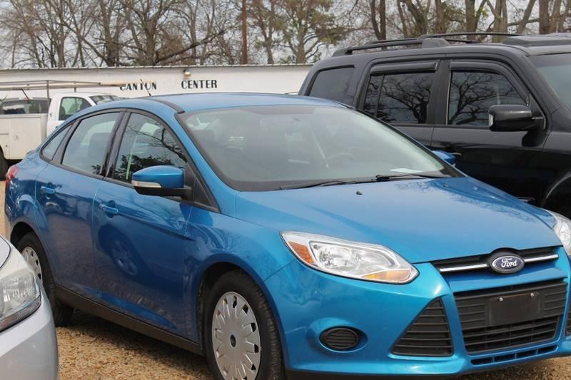 Ford Focus 2013 price $10,995