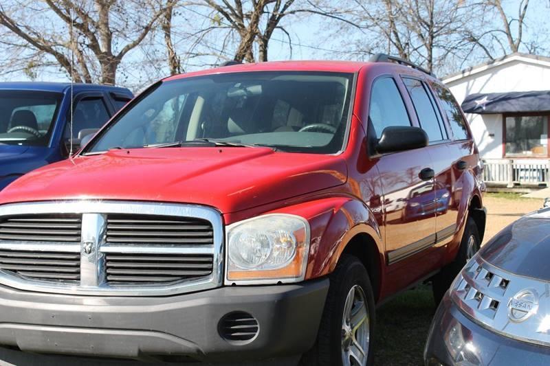 Dodge Durango 2006 price $7,995