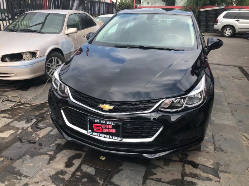 Chevrolet Cruze 2017 price $9,999